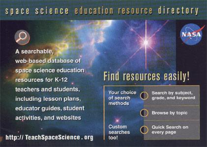 nasa education materials - photo #48