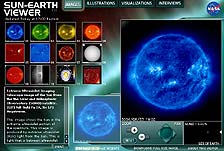Sun-Earth Viewer