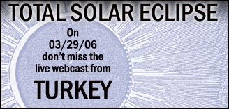 Live Webcast from Turkey, March 29, 2006.