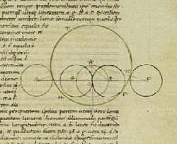 Aristarchus' Eclipse Drawings