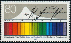 Fraunhofer Stamp