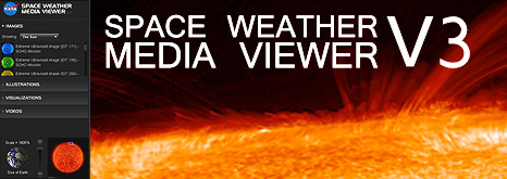 Space Weather Media Viewer V3