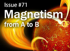 Issue #71, Magnetism from A to B