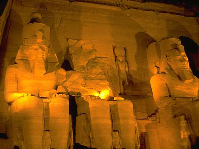 Ancient Mystery: Abu Simbel