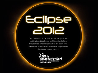 2012 Cairns Total Solar Eclipse