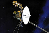 Voyager Spacecraft, launched in 1977