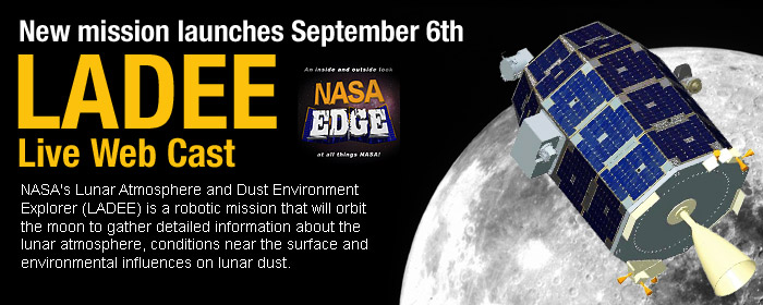 LADEE Launch in September