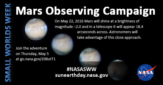 Mars Observing Campaign